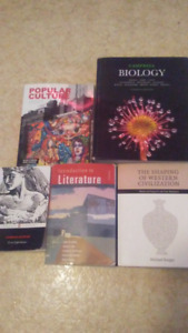 CBU textbooks for sale