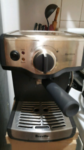 Cafetiere expersso brville roma