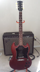 Gibson SG Faded - Worn Cherry