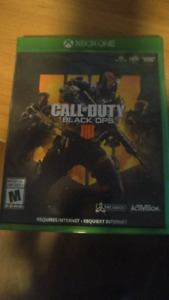Black ops 4 for xbox one
