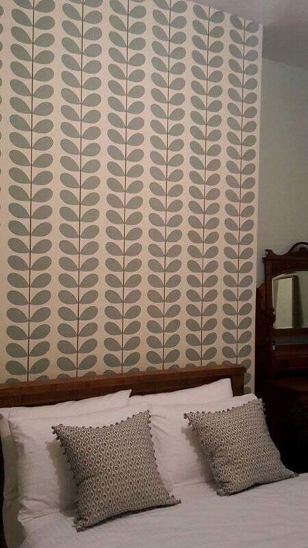 Orla Kiely Wallpaper 2 Rolls