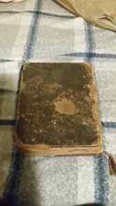 Old old bible  Peterborough Peterborough Area image 5