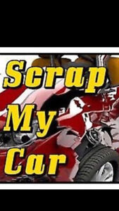 WE WANT YOUR SCRAP/USED CARS! TOP CASH ON THE SPOT