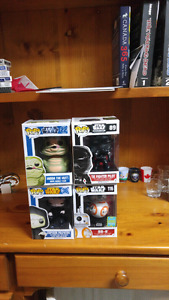 Star wars pop funko