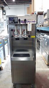 STOELTING SOFT SERVE / FROZEN YOGURT MACHINES