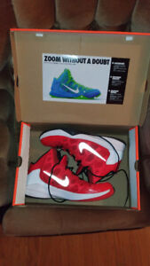 Size 15 Nike Zoom Without A Doubt Still in Box