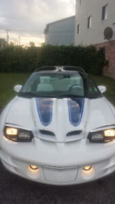 1999 30th anniversary Trans am fire bird