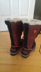 Sorel Boots!! Almost new!!