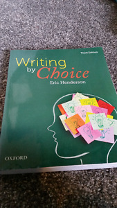 Writing By Choice