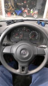 Volant jetta 2013 volkswagen airbag inclus