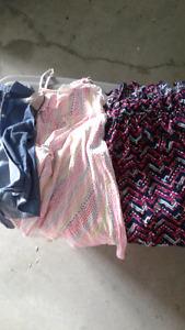 Lot de vêtements fille