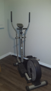 Evolution Elliptical machine