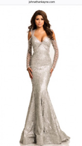 Prom/Grad/Pageant - Johnathan Kayne Designer Dress