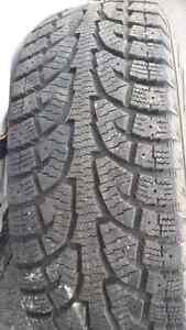 235/70r16 snow tires on rims