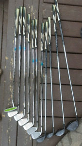 Tommy Armour complete golf set