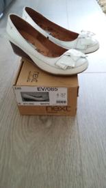 Next ladies shoes. Size 4
