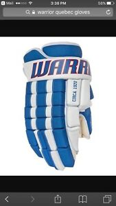 Custom Warrior Hockey Glove