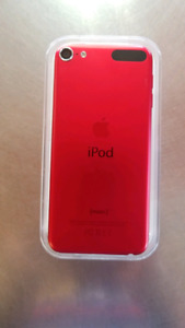 Ipod Touch 6th Gen 32 GB Red