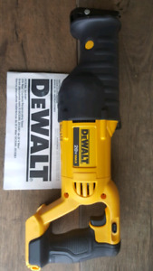 Dewalt 20V Reciprocating Saw (sawzall)