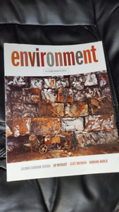 Environment The Science Behind the Stories 2nd Canadian Edition