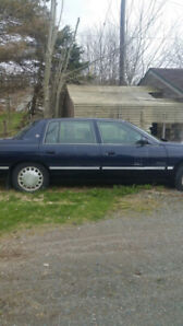 Selling a 1999 Cadillac deville