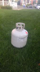 Bonbonne de propane pour BBQ / BBQ propane tank