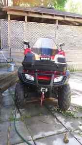 Honda special trail edition West Island Greater Montréal image 2