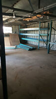 Insulated Workshop in Central Cobourg
