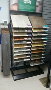 LARGE SELECTION OF FLOORING