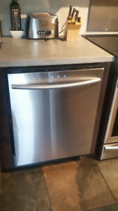 Lave-vaisselle Samsung stainless