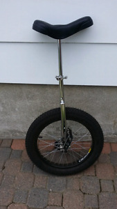 "20"" Unicycle for sale"