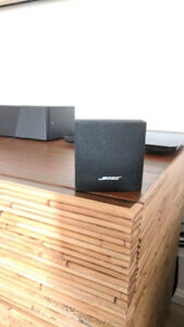 Bose Lifestyle Surround Sound System with Subwoofer, 5 speakers