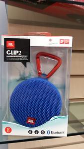 Brand new JBL Clip 2 Portable Bluetooth Speaker