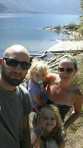 Professional family looking for a longterm rental in Nelson