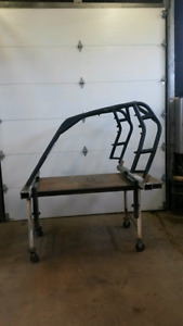 Can am commander/maverick roll cage