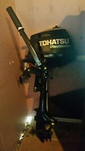 Used outboard motor for Sale