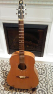 Seagull S6 Left Handed Acoustic Electric Left Handed