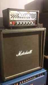 Krank Rev Jr and Marshall 4x10 cab