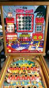 Bally Bingo Pinball machine CASH PAID Gatineau Ottawa / Gatineau Area image 3