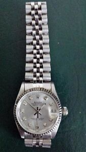 MONTRE FEMME ROLEX OYSTER PERPETUAL