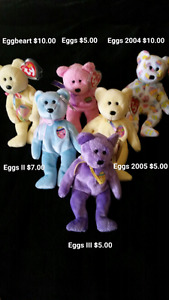 TY Beanie Babies  (Mother's Day)