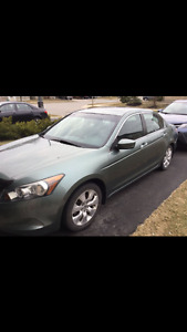 Amazing deal 2008 Honda Accord New tires Going cheap