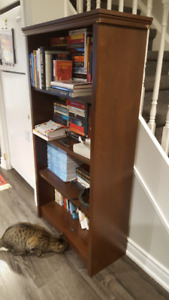 Book Shelf - Extremely Sturdy and Top Quality - Moving Sale