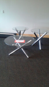 Store Closing Everything must Go Side table