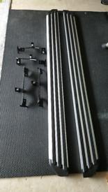 2019 VW Tiguan Running Board Side steps