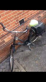 Gazelle Primeur 61cm high frame Dutch bike