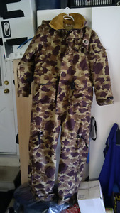 Mustang Floatation/Survival Suit - Camo Size M