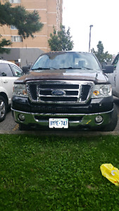 Perfect condition pick up truck