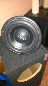 SKAR AUDIO DDX10-D4 1000WATT RMS SUBWOOFER FOR SALE