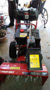 Used 2x's SNOW blower Peterborough Peterborough Area image 4